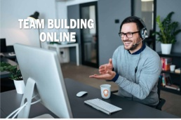 team building online milano